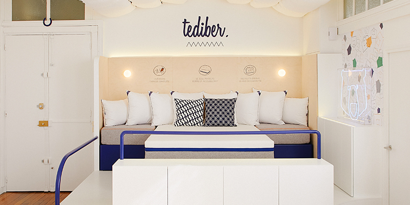 showroom tediber paris