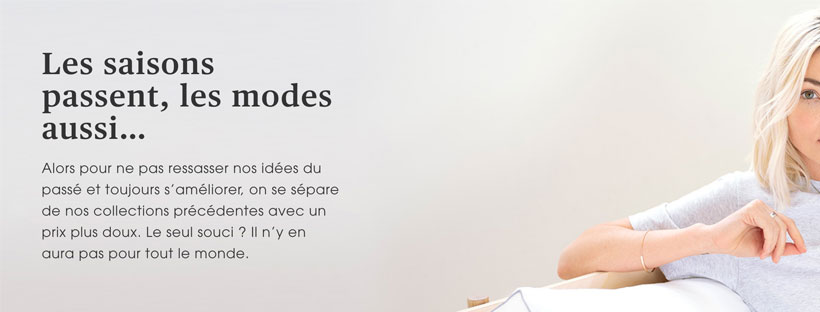 Eve Sleep dédie une section de son site aux promotions